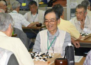 囲碁対局の写真2